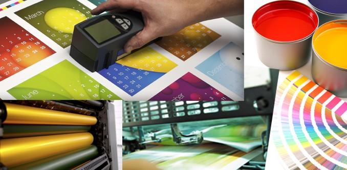 Full colour printing in Herefordshire