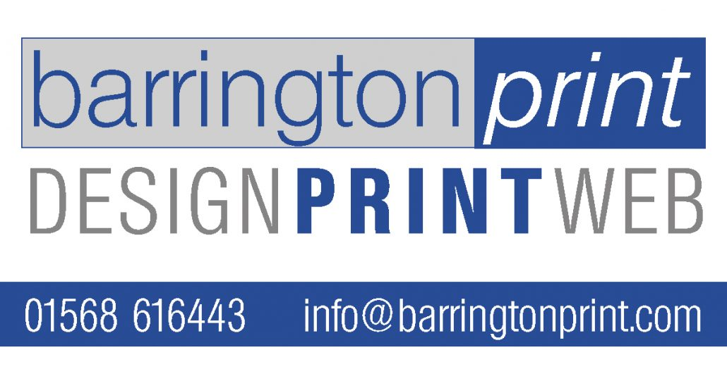 Printing in Hereford - barringtonprint